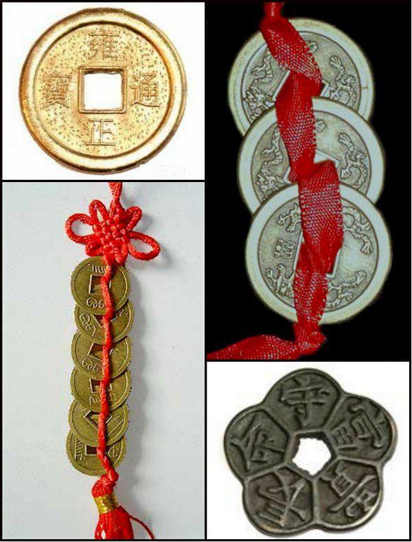Как сделать амулет на деньги из монеты