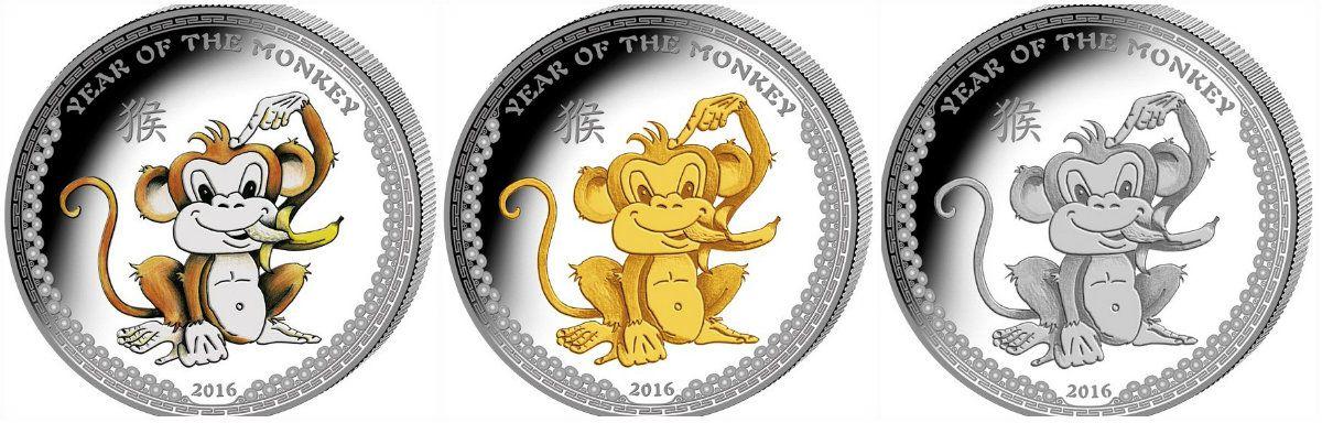 Монеты обезьянки монеты на аукро