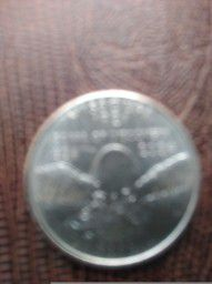 QUARTER DOLLAR liberty in god we trust